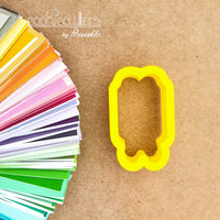 Popsicle Cookie Cutter - Periwinkles Cutters LLC