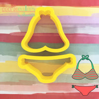 Swimwear Cookie Cutter - Swimsuit - Swim - Summer - Beach - Periwinkles Cutters LLC