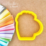 Cosmopolitan Glass Cookie Cutter - Periwinkles Cutters LLC