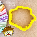 Scarecrow Cookie Cutter - Periwinkles Cutters LLC