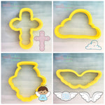 Wings Cookie Cutter