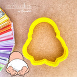 Baby Crawling Cookie Cutter