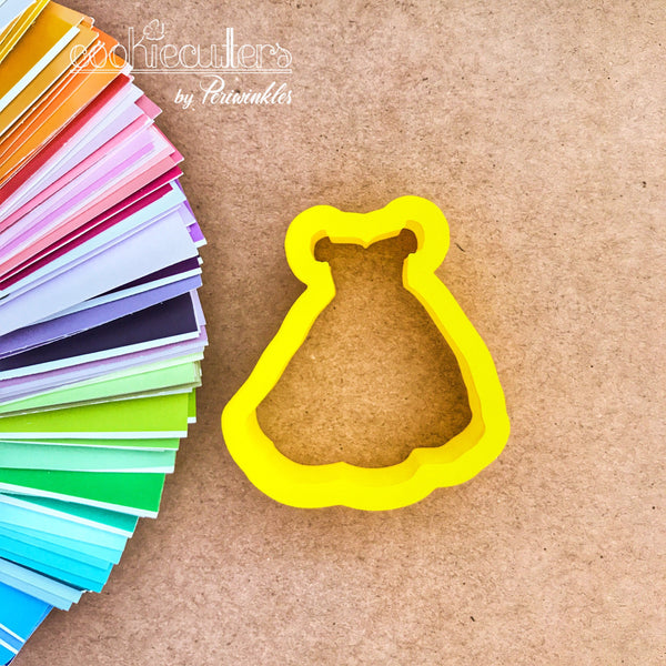 Princess Dress Cookie Cutter