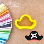 Pirate Hat Cookie Cutter