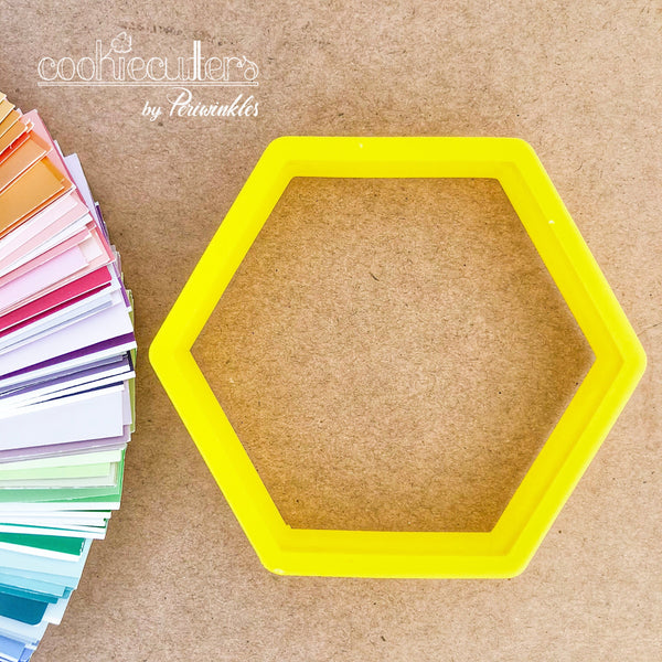 Hexagon Cookie Cutter
