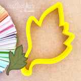 Fall Leafs Cookie Cutter