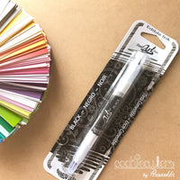 Edible Markers Dual Point - Metallic Gold Rainbow Dust Click-Twist Brush® - Periwinkles Cutters LLC