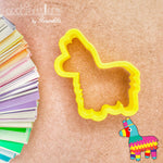 Piñata Cookie Cutter - Periwinkles Cutters LLC