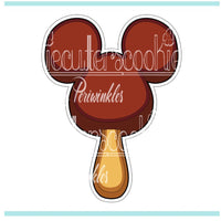 Mickey Mouse Ice Cream Cookie Cutter - Periwinkles Cutters LLC