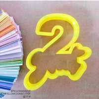 Two Sweet - Do Not Grow Up Cookie Cutters - Periwinkles Cutters LLC