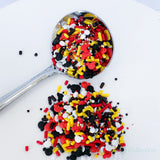 Oh Toodles!!! Sprinkles Mix 3.5oz - Periwinkles Cutters LLC
