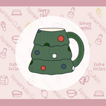 Christmas Tree Cocoa Mug