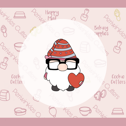 Nerdy Gnome Love