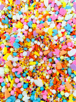 Hanging with my Peeps Sprinkles Mix -  Easter - Periwinkles Cutters LLC