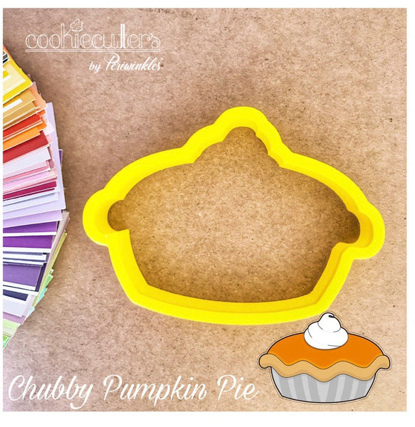 Pumpkin Pie Cookie Cutter