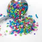Mermaid Dreams Sprinkles Mix 3.5oz - Periwinkles Cutters LLC