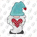 I adore you GNOME matter what Cookie Cutter - Periwinkles Cutters LLC