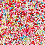 Crazy Stupid Love Sprinkles Mix - Valentines Love - Periwinkles Cutters LLC