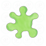 Germ Cookie Cutter - Periwinkles Cutters LLC