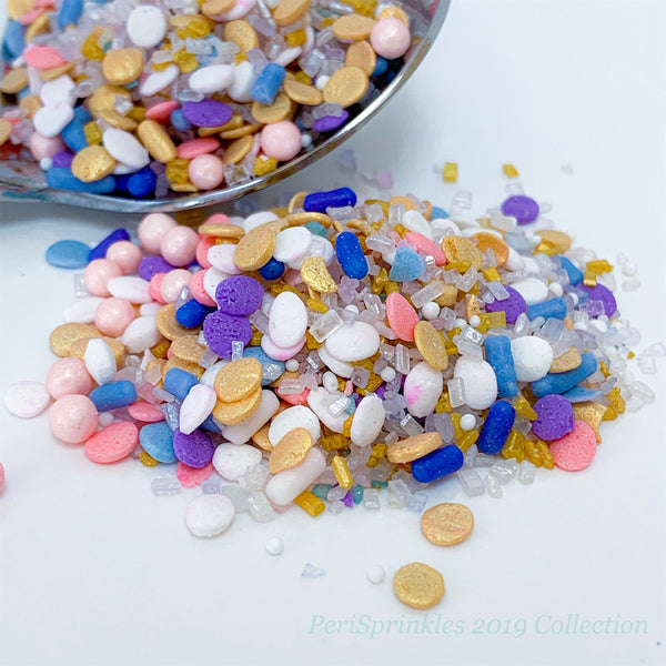 Fairytale Sprinkles Mix 3.5oz - Periwinkles Cutters LLC