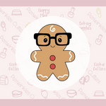 Nerdy Gingerman