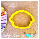 Apple Pie Cookie Cutter