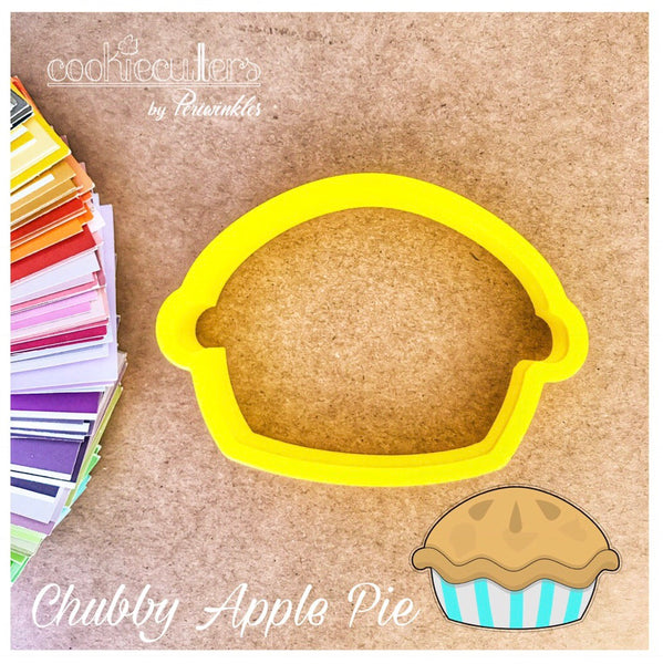 Apple Pie Cookie Cutter - Periwinkles Cutters LLC