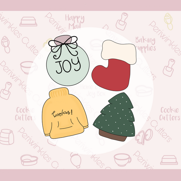 Christmas Mini Set 2020