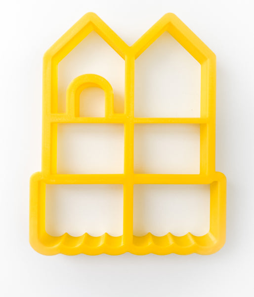 Build a 3D Tiny Gingerbread House Cookie Cutter