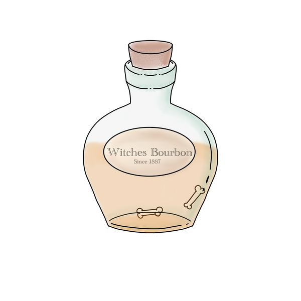 Potion Bottle 2020 Cookie Cutter