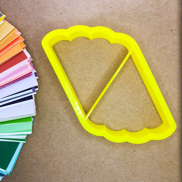 Pumpkin Pie Multi Slices Cookie Cutter