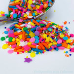 Party Rocker Sprinkles Mix 3.5oz - Periwinkles Cutters LLC
