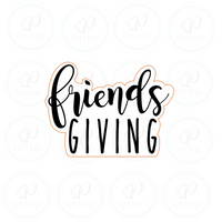 Friends GIVING