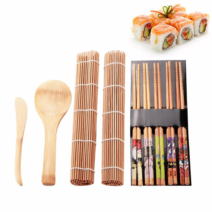 DIY Sushi Maker 13 Piece set