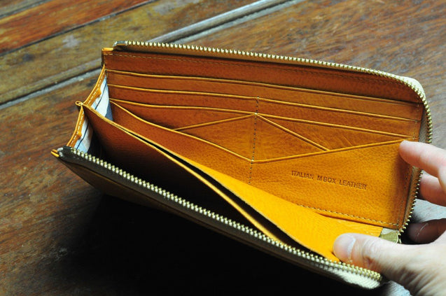 Long Zipper Wallet - kaza-deluxe