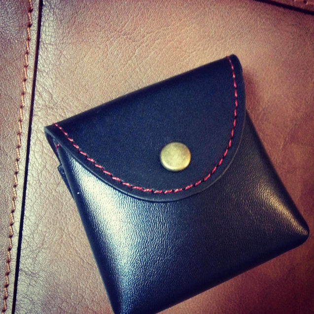 Classic Leather Pouch VF4 - kaza-deluxe