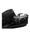 Fujifilm X T4 Leather Camera Case - Half Case - kaza-deluxe