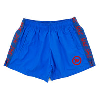 Summer Short Blue