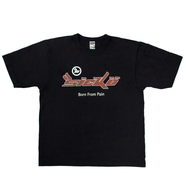 Pain T-shirt (Black)