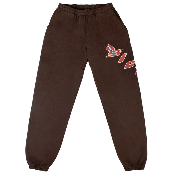 Pain Sweatpants (Brown)