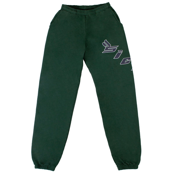 Pain Sweatpants (Camo Green)