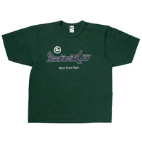 Pain T-shirt (Camo Green)