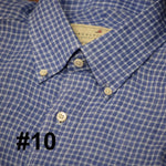 Odds & Ends X-Large Sport Shirts