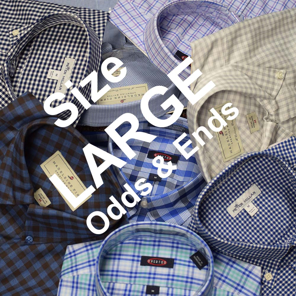 Odds & Ends Large Sport Shirts