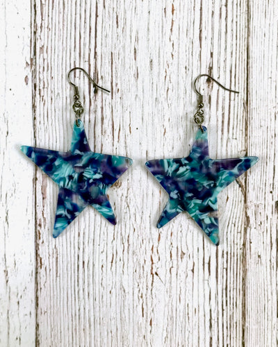 Mod Stars Earring - Limited Edition