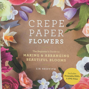 Books tagged books eche verde crepe paper flowers by lia griffith mightylinksfo