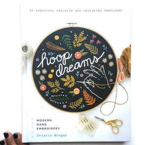 Hoop Dreams by Cristin Morgan