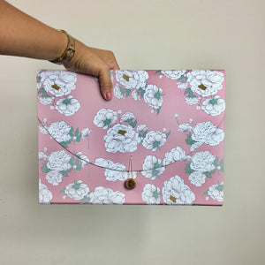 Floral File Organizer
