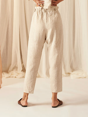 Flower Child High Waist Pants