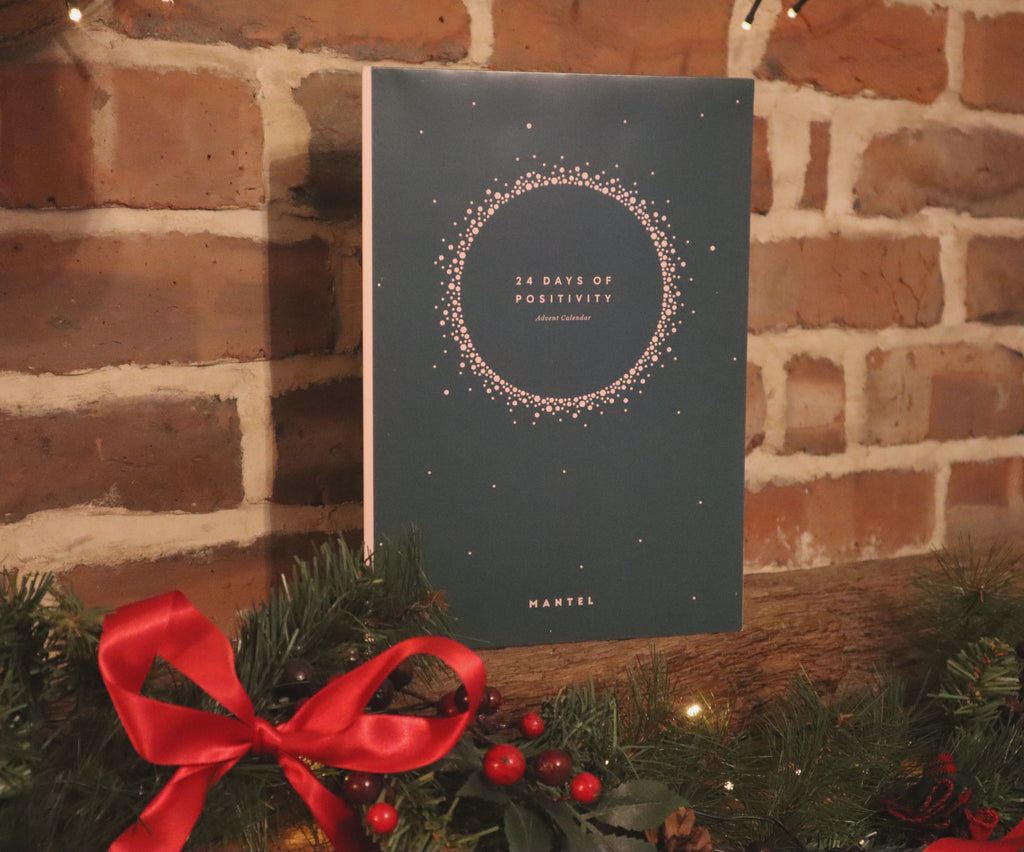 Mindful Advent Calendar by On The Mantel
